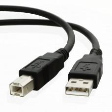 כבל USB למדפסת 1.8 מטר