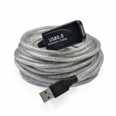 מאריך USB באורך 5 מטר עם Booster