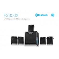 מערכת שמע 5.1 F2300X Bluetooth 65W RMS