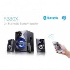מערכת שמע 2.1 F380X Bluetooth 54W RMS